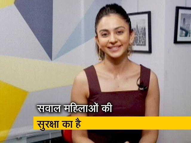 Video : रकुल प्रीत सिंह ने लोगों से की Uber-NDTV रौशन दिल्ली को सपोर्ट करने की अपील