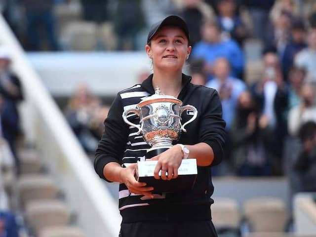 FRENCH OPEN 2019: Australia Ashleigh Barty becomes French open women single champion & creates this big records