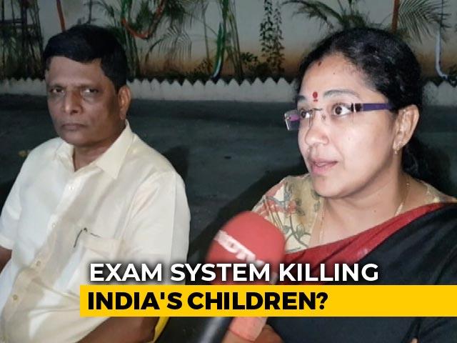 """Video : Telangana Board's """"Fail, Pass, Fail Again"""" Fatal Fiasco"""