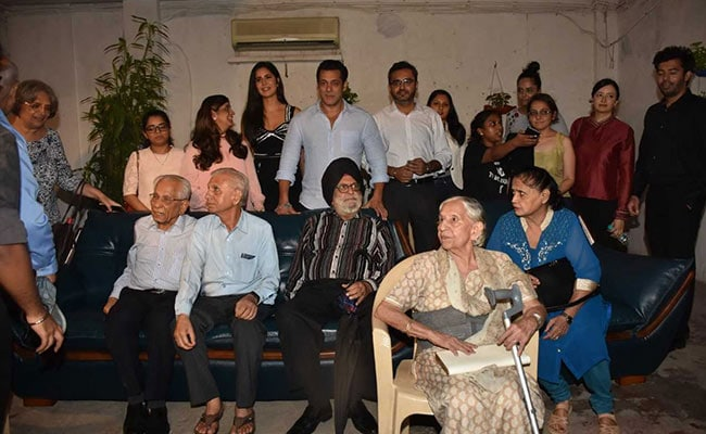 Salman Khan Screened Bharat For Families Who Went Through Partition