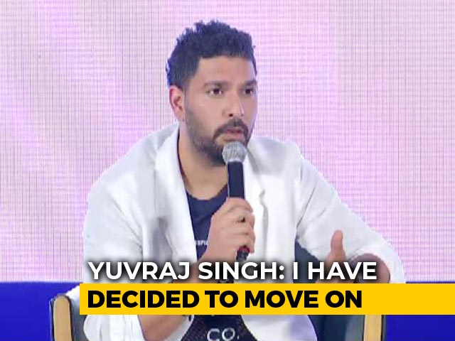Video : Yuvraj Singh Announces Retirement From International Cricket