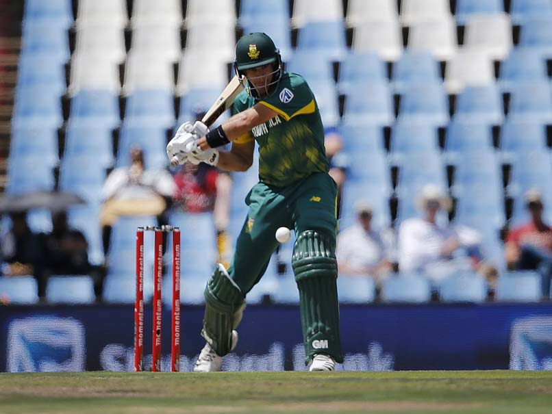 Faf du Plessis On AB de Villiers Comeback Talks Phone Call