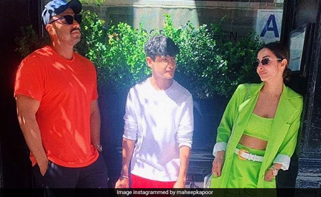 How Cool Are These Pics From Malaika Arora And Arjun Kapoor's New York Holiday?