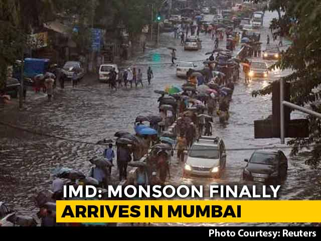 "Video : Is Mumbai Ready For Monsoon This Year? ""Yes, But..."" Says Municipal Body"
