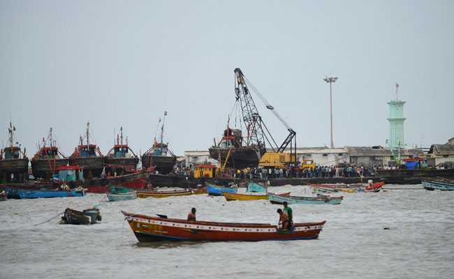Cyclone Vayu Weakens As It Moves Again Towards Gujarat