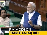 Video : On Triple <i>Talaq Bill</i>, PM Modi's Warning, And An Anecdote