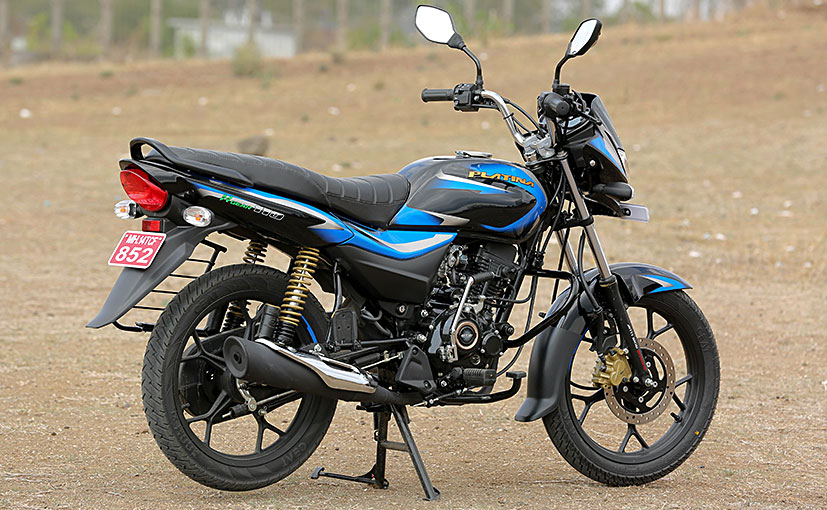 BS6 Bajaj Platina 110 H Gear: All You Need To Know