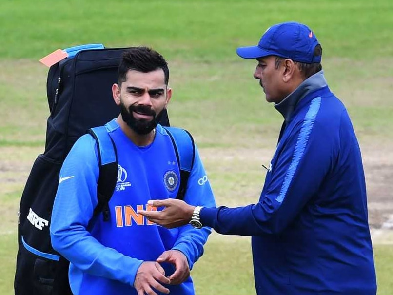 Coach Ravi Shastri And Team To Get 45-Day Extension After World Cup