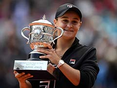 Ashleigh Barty Ends Australia