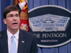 US Wants To Quickly Deploy New Missiles In Asia, Says Defense Secretary