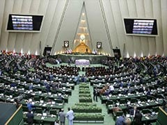 "Iran Lawmakers Chant ""Death To America"" In Parliament As Tensions Rise"