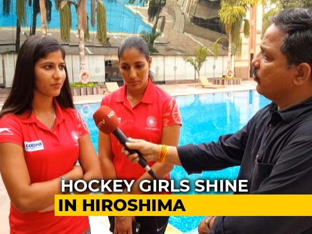 """Hard Work Paid Off,"": Victorious Indian Women"