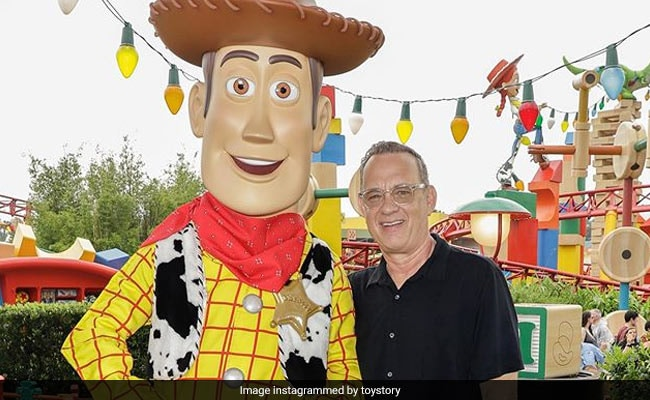 What Tom Hanks Said About Toy Story 4