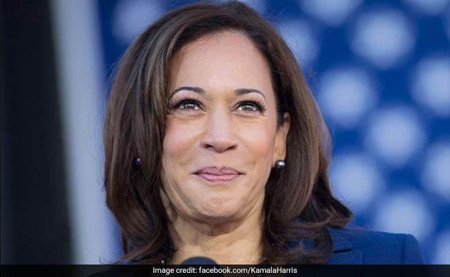 'See You At Trial': Kamala Harris's Comeback On Trump's 'Miss You' Tweet