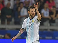 Copa America: Lionel Messi Rescues Argentina As Paraguay Pay Penalty