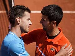Dominic Thiem Ends Novak Djokovic History Bid, Faces Rafael Nadal In French Open Final