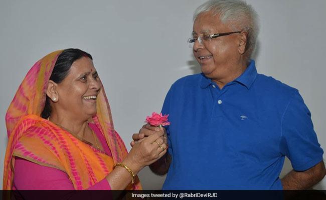 RJD प्रमुख लालू यादव के जन्मदिन पर राबड़ी देवी ने Tweet कर कही यह बात...