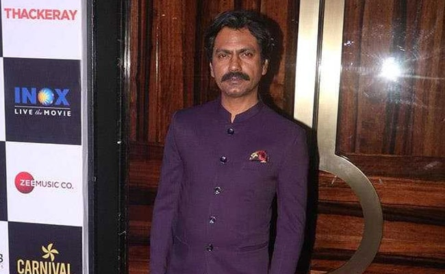 Nawazuddin Siddiqui Reunites With Netflix For The Adaptation Of Serious Men
