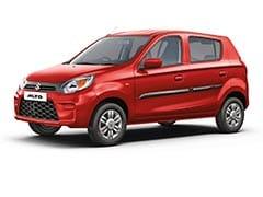 पिछले महीने सबसे अधिक बिक्री वाले दस वाहनों में मारुति सुजुकी के आठ मॉडल