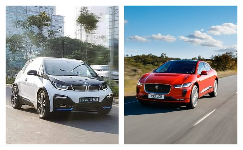 Jaguar Land Rover and BMW have partnered to develop new electric vehicle technology.