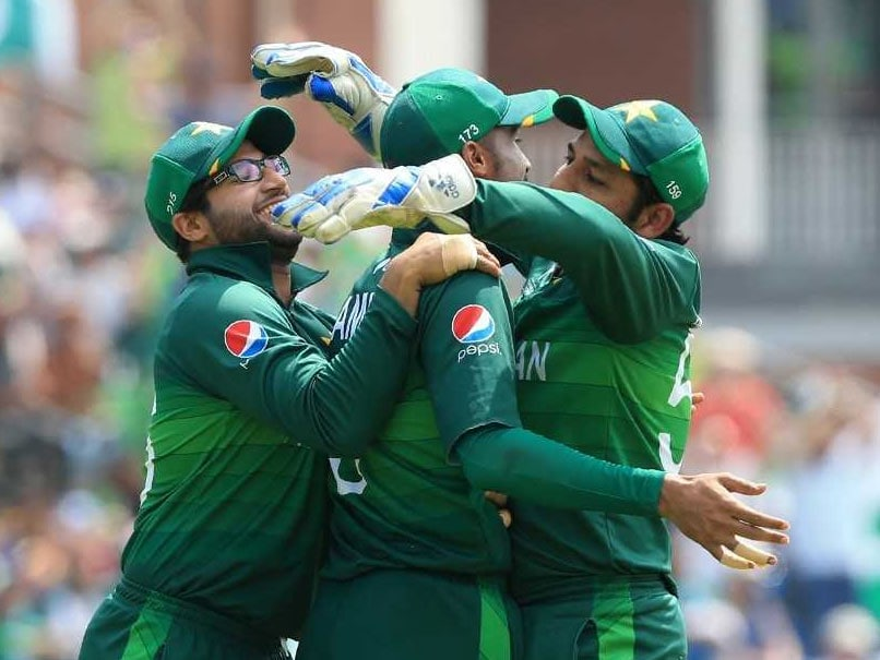 "Sarfaraz Ahmed Hails ""Great"" Win As Pakistan Hold Their Nerve In World Cup Thriller"