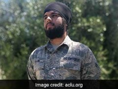 In A First, US Air Force Allows Sikh Man To Keep Turban, Beard On Duty