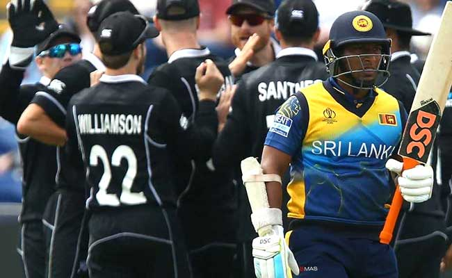 World Cup 2019, NZ vs SL: New Zealand Beat Sri Lanka By 10 Wickets