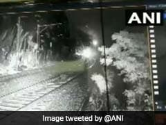 Train Accident Averted On Mumbai-Pune Route Due To CCTV Cameras