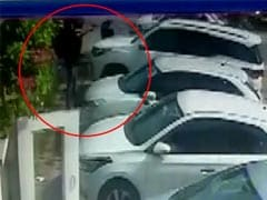Haryana Congress Leader Killed Outside Gym Near Delhi, Murder On CCTV