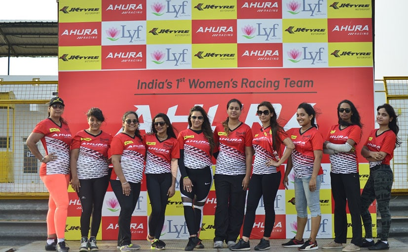 All Women's Team Selected For 2019 National Racing Championship