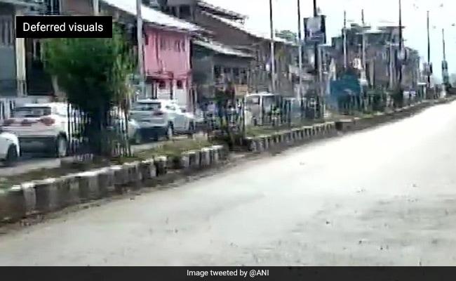 5 CRPF Soldiers Killed In Anantnag Terror Attack; 1 Terrorist Shot Dead