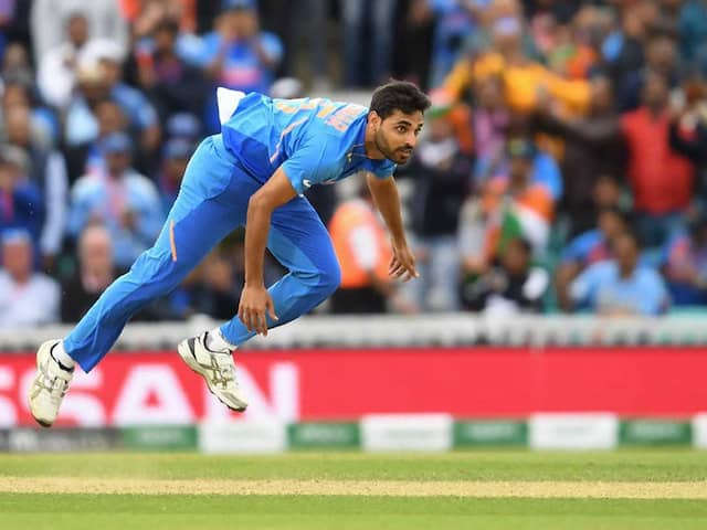 Another Injury In Team India, Bhuvneshwar Kumar Ruled Out Of Next 2-3 World Cup Games