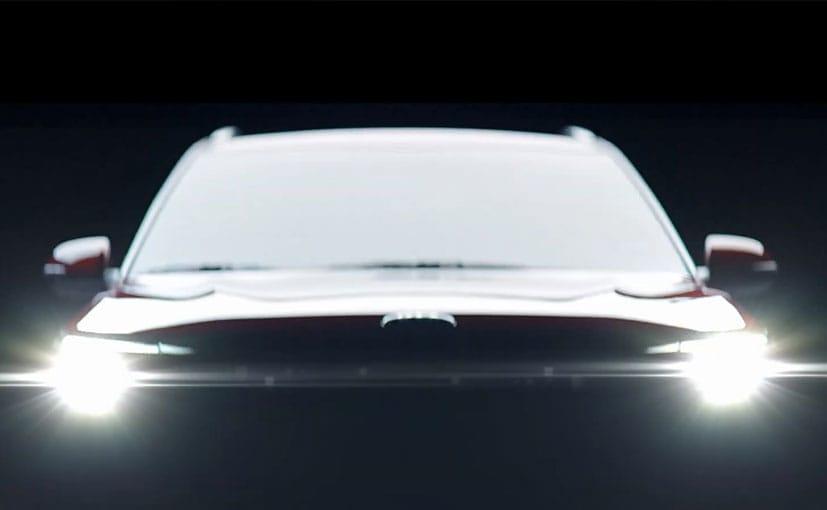 SUV बहुत बेहतर अंदाज़ में दिख रही है और इसे किआ SP2i कॉन्सेप्ट पर बनाया गया है