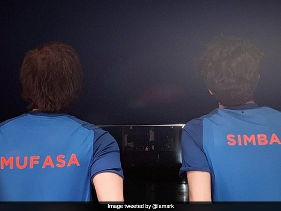 India vs Pakistan: भारत बनाम पाकिस्तान मैच को लेकर क्रेजी हुए शाहरुख खान, फादर्स डे पर बेटे के साथ कहा- 'गो इंडिया गो'