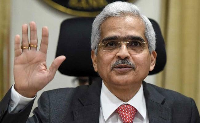 RBI Won't Hesitate To Take Steps For Financial Stability: Shaktikanta Das