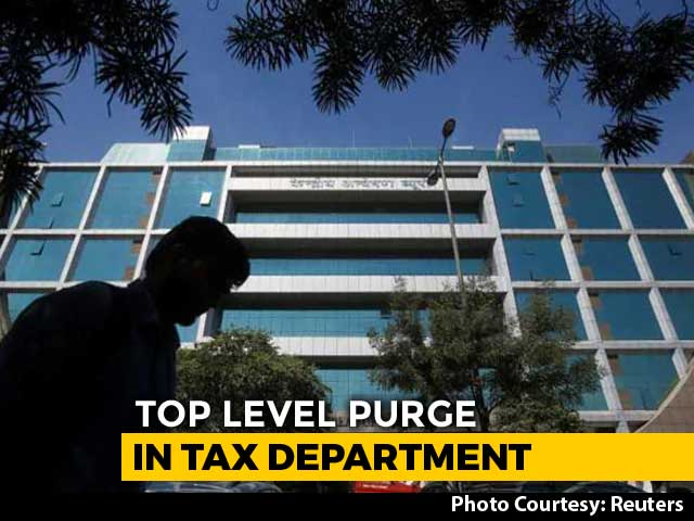 Video : 12 Top Tax Officers Told To Retire Amid Corruption, Sex Harassment Probes