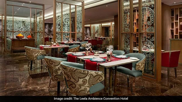 The Leela Hotel's Dilli 32 Restaurant Serves As The Perfect Gateway To The Ancient Indian Culinary Era