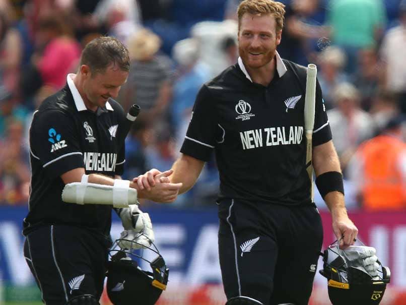 World Cup 2019: Martin Guptill, Colin Munro Help New Zealand Thrash Sri Lanka By 10 Wickets