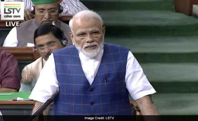 'People Outside Family Not Recognised': PM Modi's Top Quotes In Parliament
