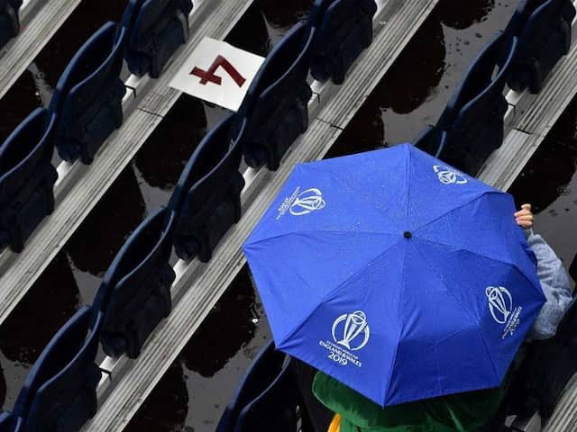 World Cup 2019: South Africa vs West Indies Match Rained Off, Teams Get Point Each