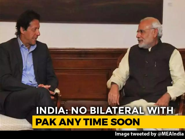 Video : No Meeting Between PM Modi, Imran Khan At Regional SCO Summit In Bishkek