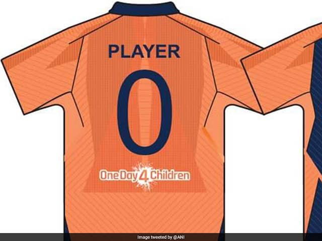 Team India May Wear Orange Jersey Against England Due To Same Color