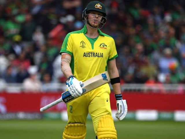 World Cup 2019: Shane Warne Unhappy With Steve Smiths Batting Position