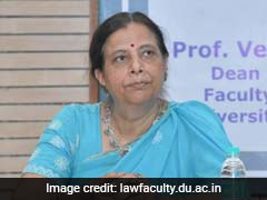 Head Of DU Law Faculty Resigns, Cites ''Non-Cooperation'' From Varsity As Reason