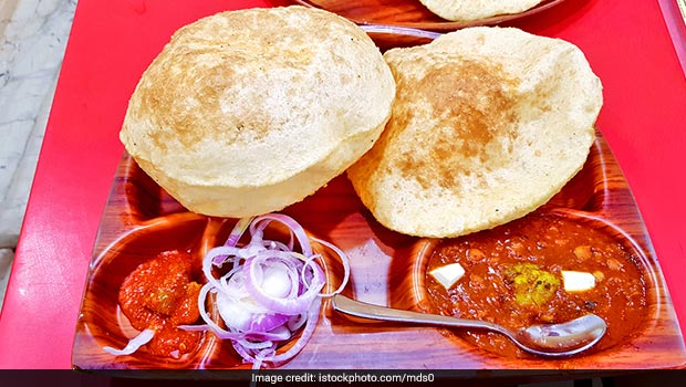 Food Challenge: Can You Finish These Humongous Chhola Bhaturas? Here's Where To Try!