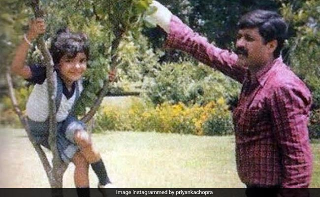 Priyanka Chopra Shares Throwback Pic And Emotional Note On Father's Death Anniversary