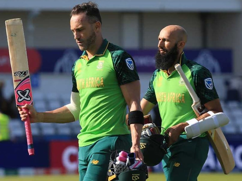 World Cup 2019: All-Round South Africa Thump Sri Lanka By Nine Wickets