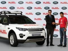 JLR Offers A Land Rover Discovery Sport To Rapid Response For Disaster Relief
