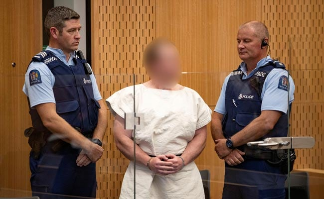 Accused Christchurch mosque shooter pleads not guilty to all charges