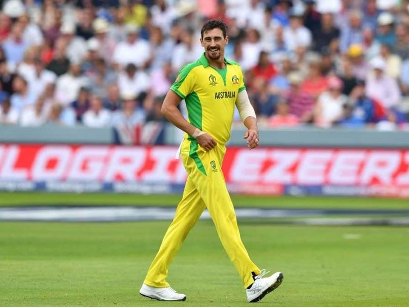 Mitchell Starc Says India Defeat The World Cup Turning Point For Australia